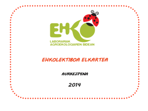 Aurkezpena 201412 - EUSKARAZ