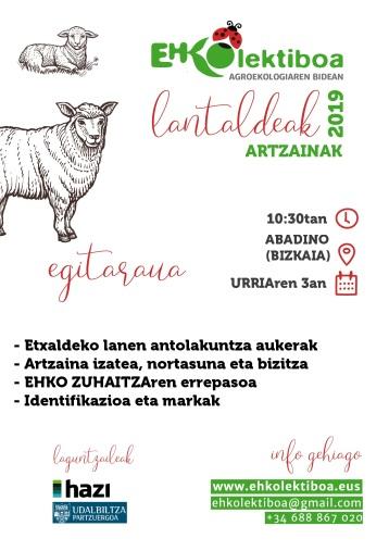 ARTZAINAK2019