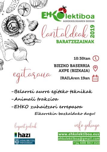 BARATZEZAINAK2019