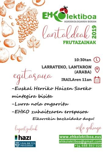 FRUTAZAINAK2019